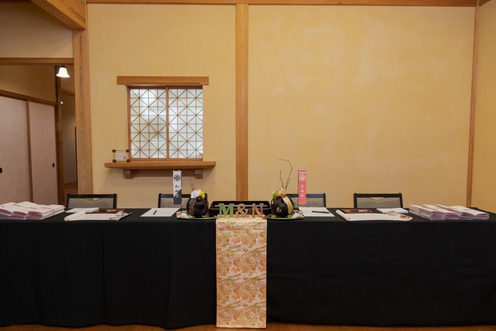 卒花嫁に学ぶ!三渓園結婚式の和風コーディネート